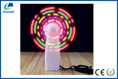 LED Lighted Hand Fans