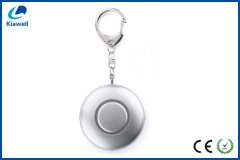 Mini keyring portable personal emergency help device safety