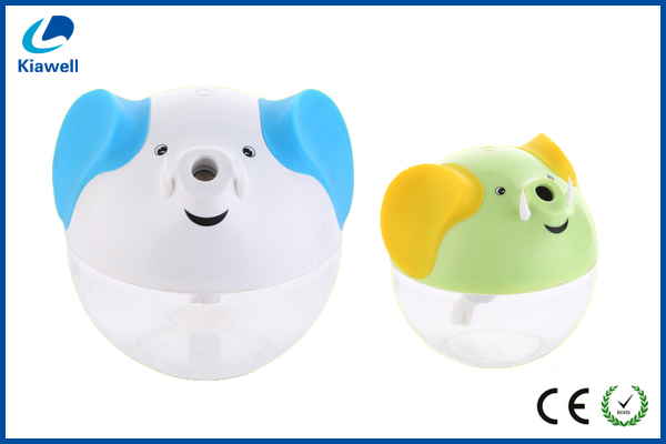 Elephant shape humidifier
